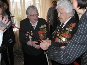 ветераны открывают фестиваль