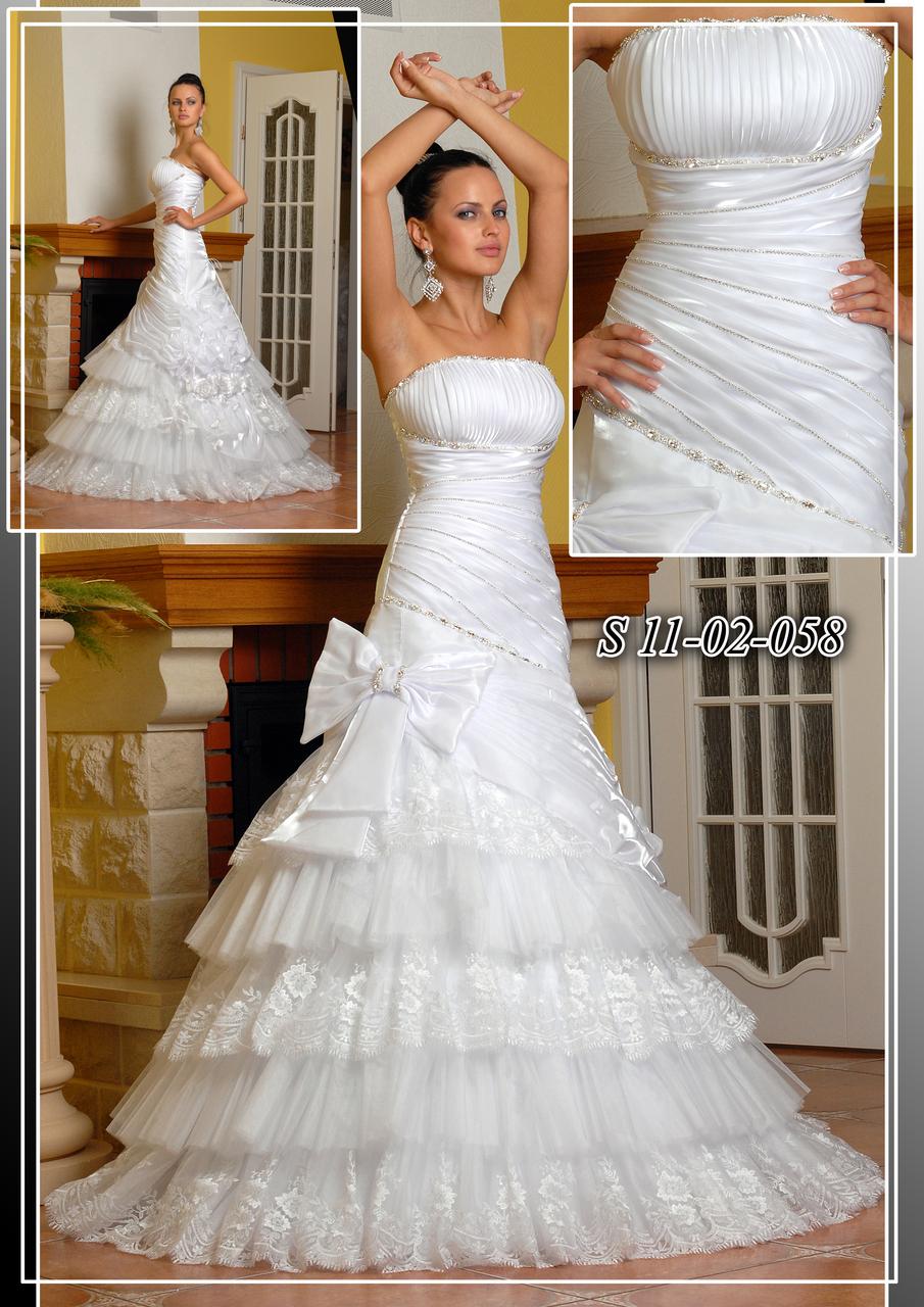 Вы просматриваете изображения у материала: Black  White - свадебный салон