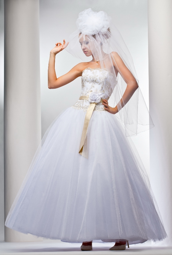 Вы просматриваете изображения у материала: Богема - свадебный салон