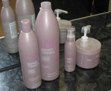Кератиновое выпрямление волос от ALFAPARF