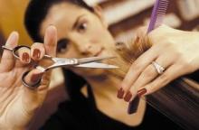 Конкурс парикмахеров в Салавате