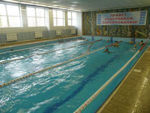 Плавательный бассейн Вега в Салавате